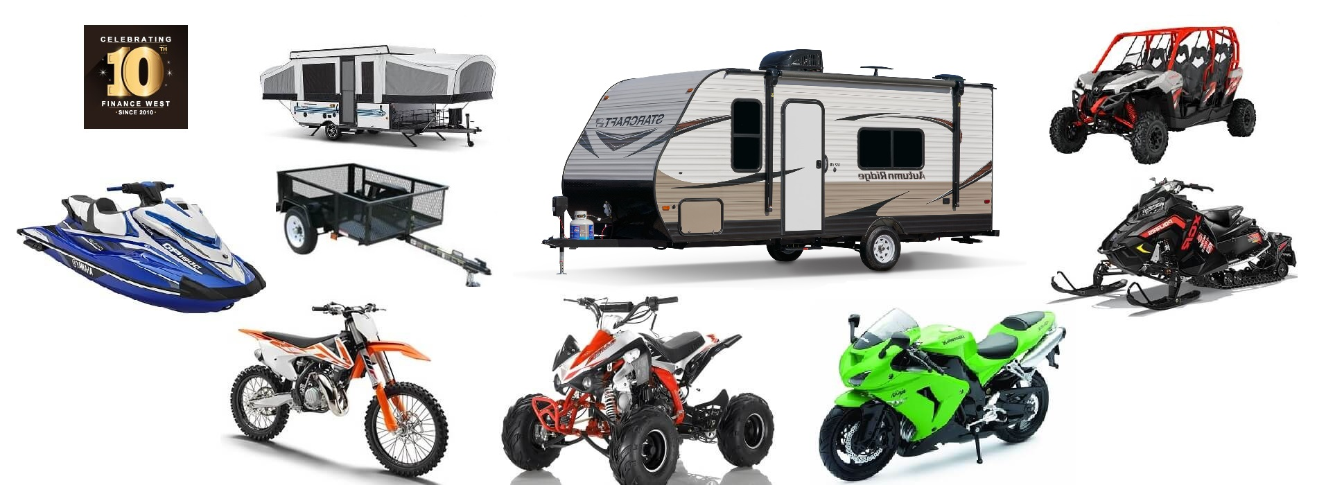 Powersports / RV Finance